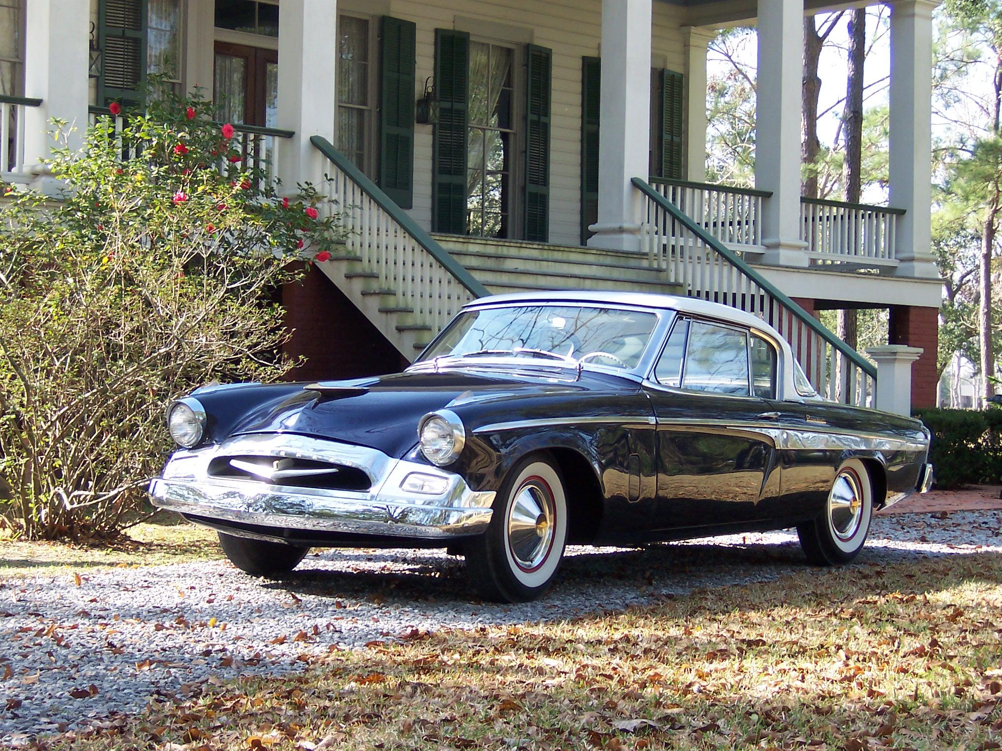 1955 Studebaker President State Hardtop