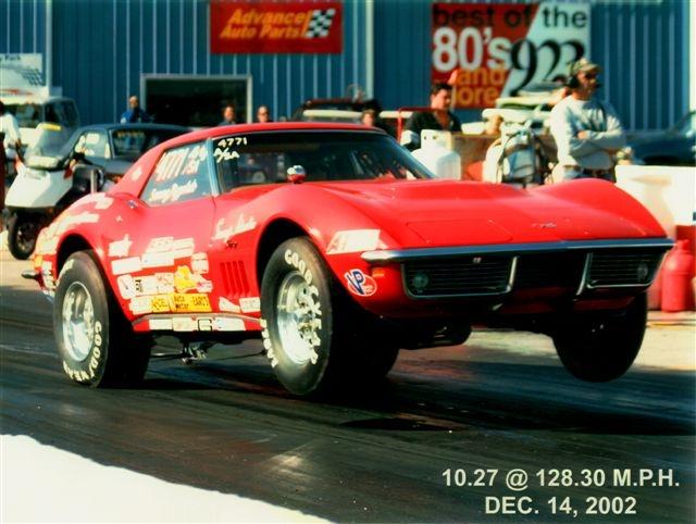 1969 Championship Corvette
