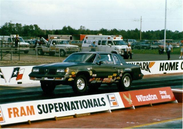 1988 Championship Cutlass