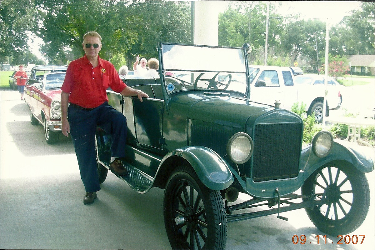 1926 Model T Ford Touring